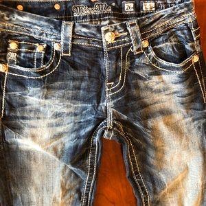 EUC! MISS ME Jeans!!
